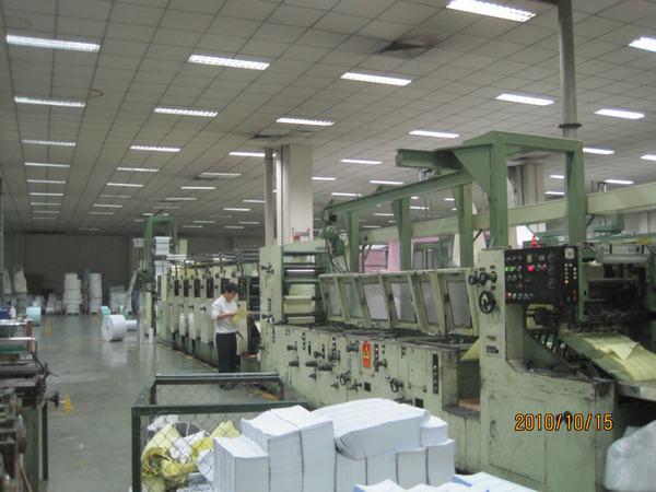 苏州最好的电脑纸印刷公司研发出新型折叠电脑表格印刷配页检测装置