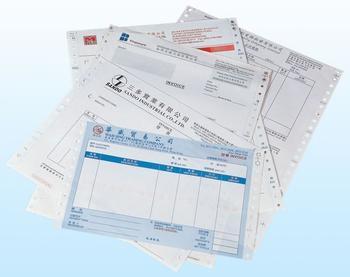 苏州电脑纸印刷的检测点在多联穿过位置时上下间隙不能太大