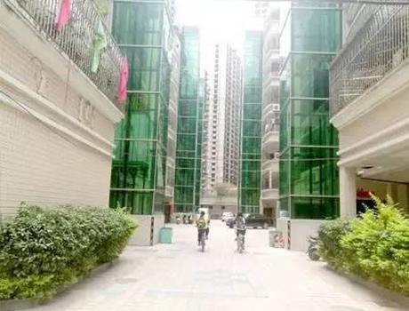 湘潭舊樓加裝梯