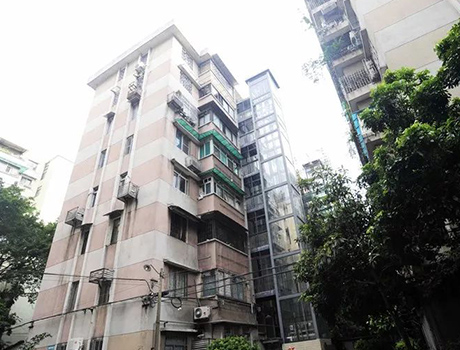 对旧楼家装电梯需要对楼房鉴定哪些内容呢?