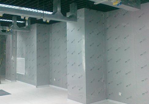 机房墙面彩钢板