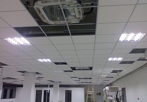 机房铝吊顶