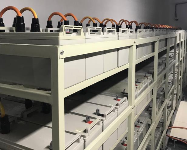 青海交通银行配电机房改造项目施工