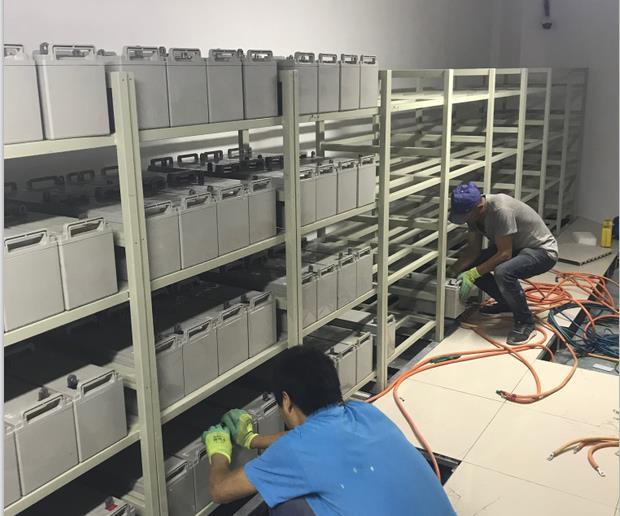 机房装修施工