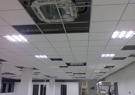 建设机房吊顶的技术要求有哪些呢?