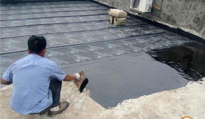 屋顶防水施工流程的屋顶防水注意事项