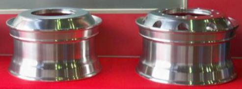 铝合金轮圈 自动化加工生产线