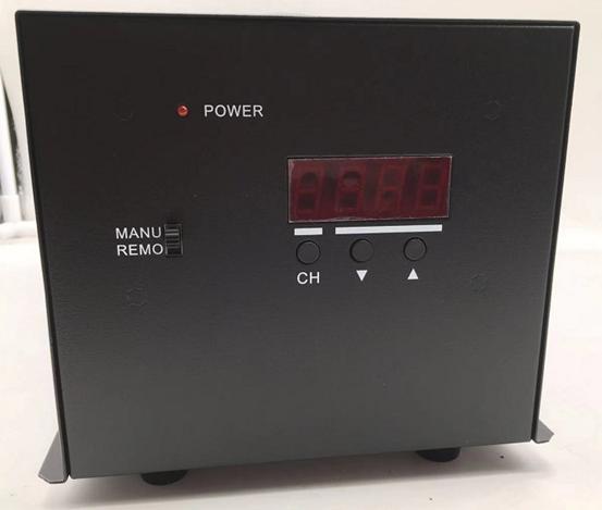 JG-PWID-50024-2-CONTROLLER型大功率数字恒流型光源控制器