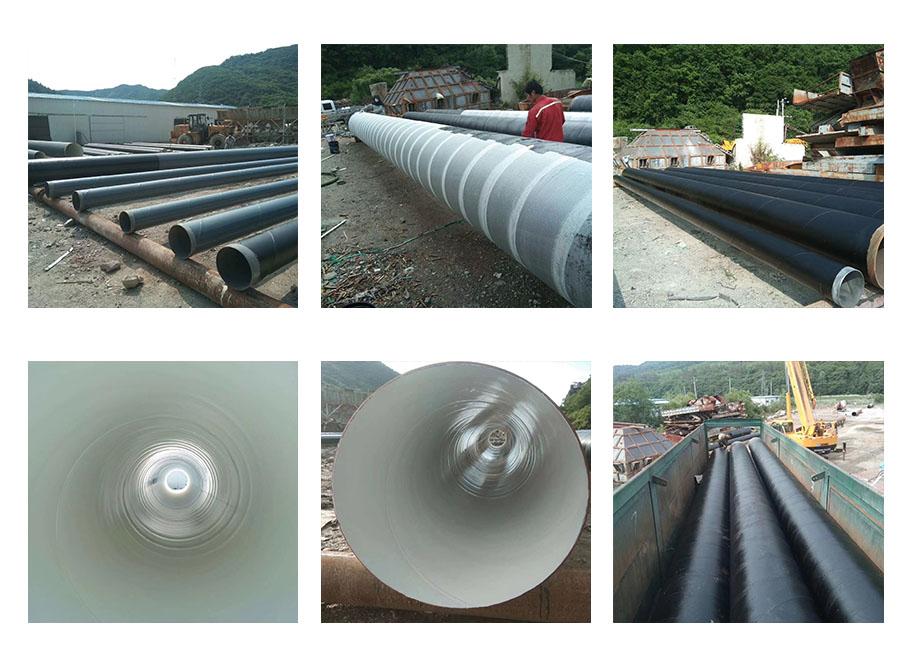 环氧煤沥青防腐漆施工
