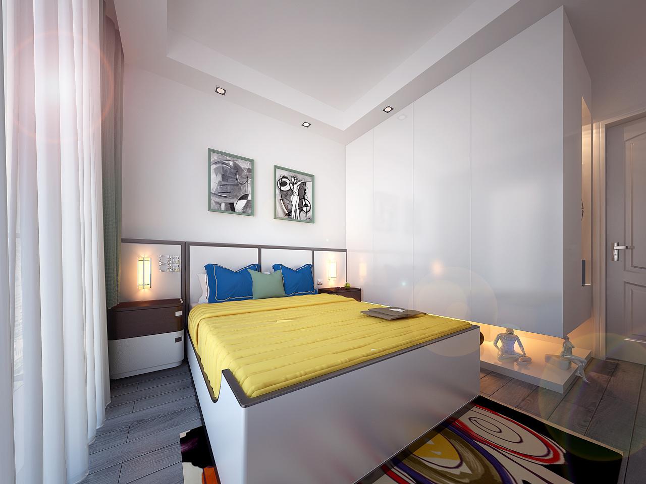 卧室装修设计五大要点,打造舒服休息环境