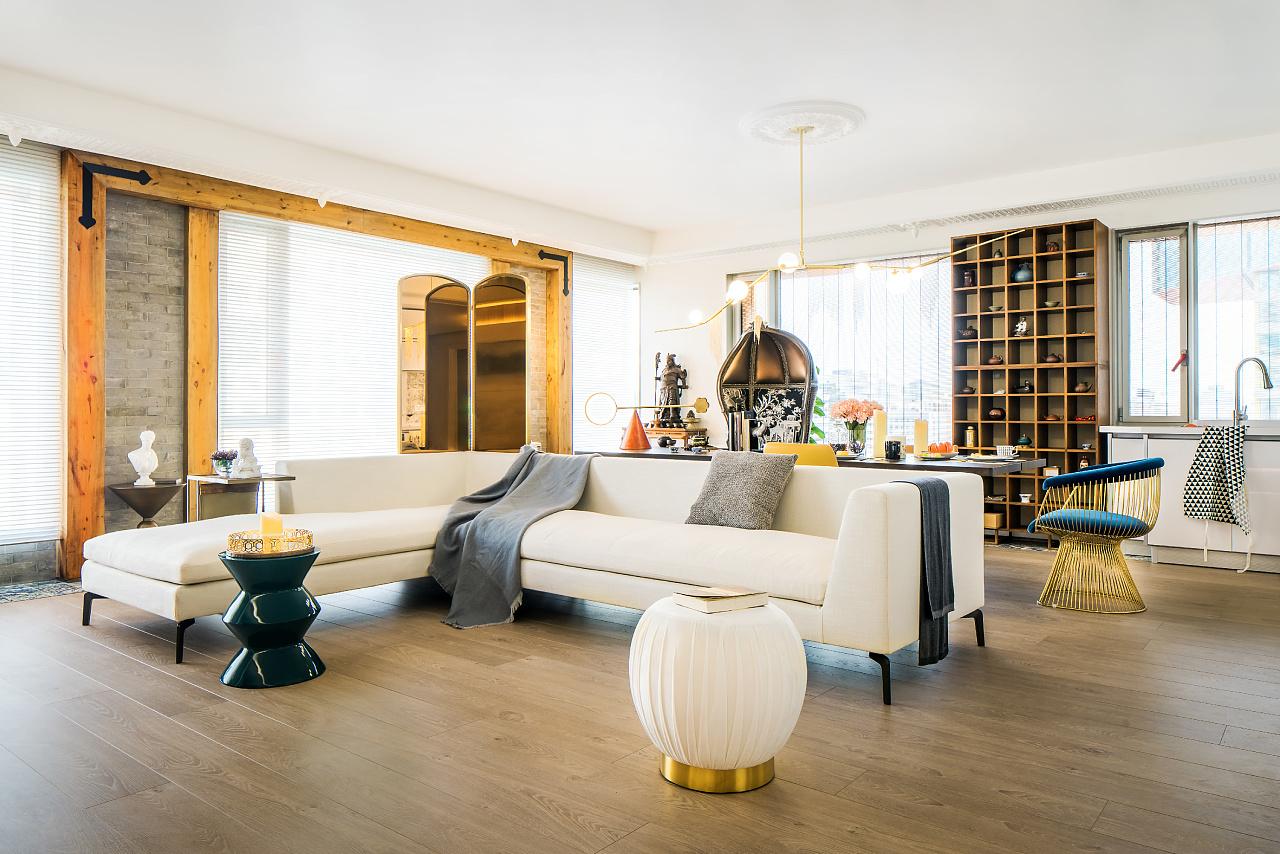 新中式茶室装修设计公司着重的设计要点