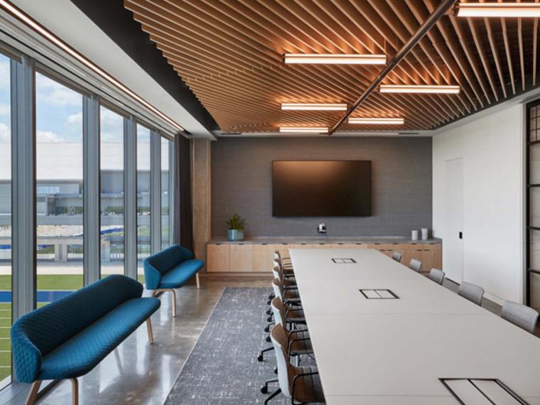办公室装修案例_办公室设计效果图