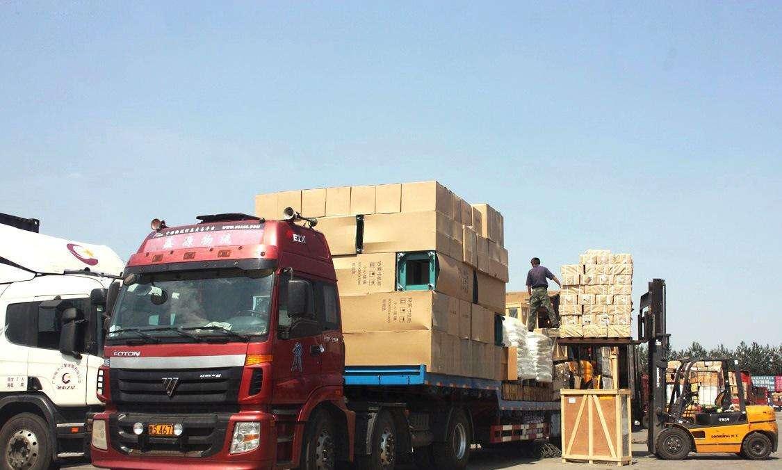 昆明到北京市大型物流公司