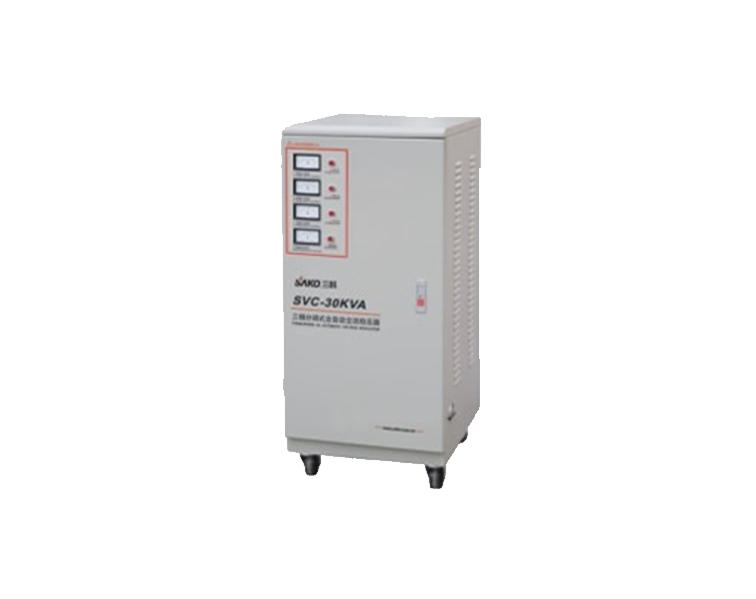 SVC-30KVA三相交流稳压器