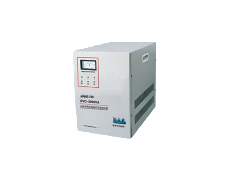 SVC-3000VA三相交流稳压器