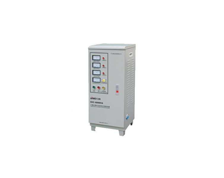 SVC-6000VA三相交流稳压器