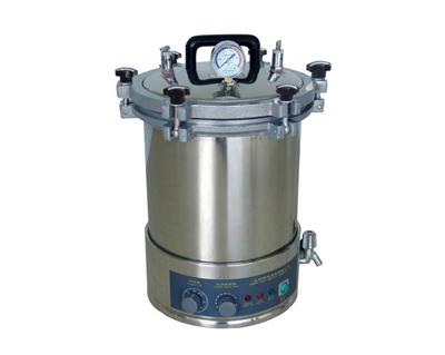手提式压力蒸汽灭菌器YXQ-LS-18SI