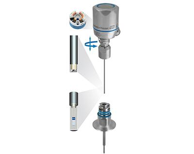 创新、先进、模块化的电阻温度计TM411