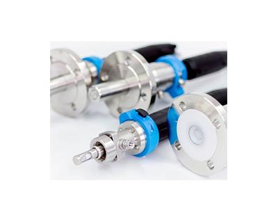 手动或自动可伸缩式安装支架Cleanfit CPA871