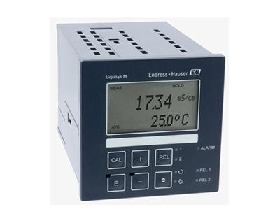 通用型电导率测量变送器 Liquisys CLM223