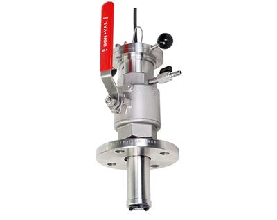 溶解氧测量安装支架 Cleanfit COA451