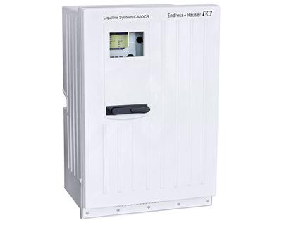 铬离子(VI)分析仪Liquiline System CA80CR