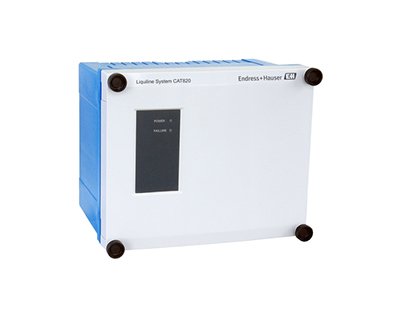 样品预处理系统 Liquiline System CAT820