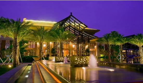 生态度假酒店