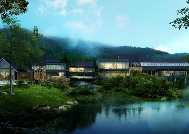 生态别墅酒店