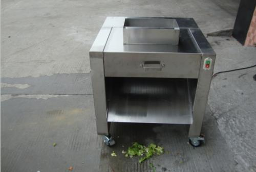 自动土豆切丁机