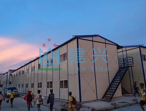 福建集装箱活动房