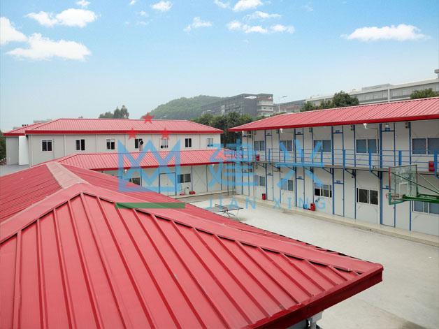 K型活动房-福州琴亭湖项目