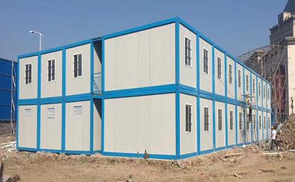 福建钢结构活动板房