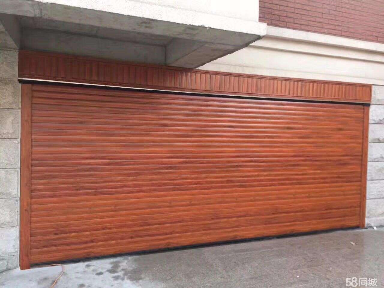 木纹77型材门