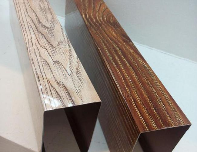 木紋鋁方通