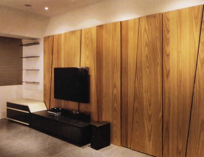 木纹幕墙铝单板