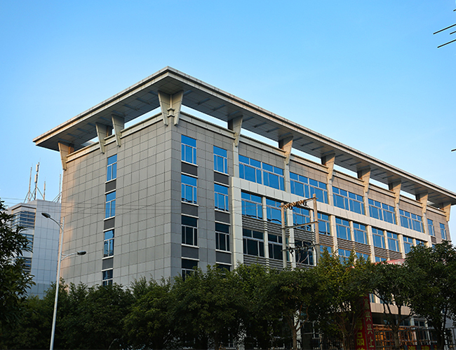 莆田司法局工藝鋁單板安裝