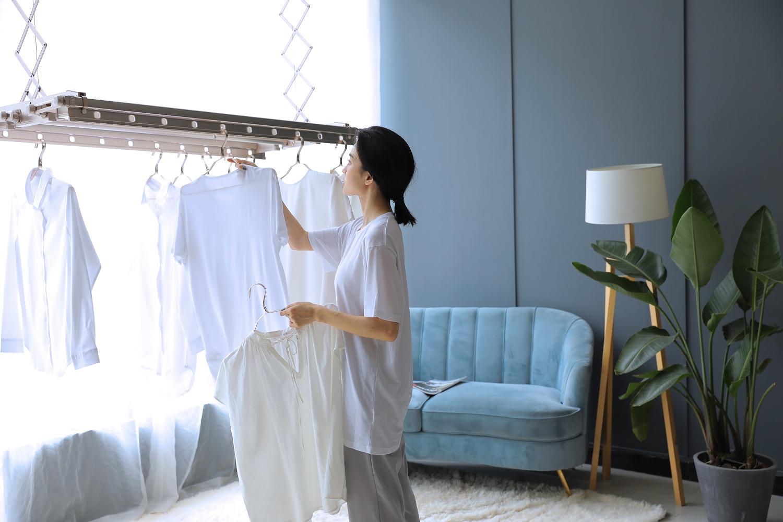家用电动晾衣架保养是需要注意什么?