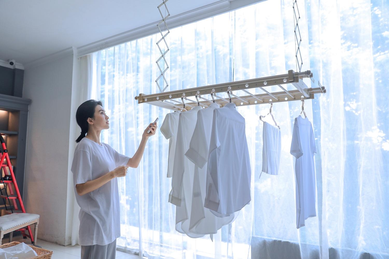 一般晾衣架都有哪些尺寸,选购晾衣架时需要注意哦