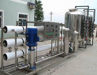 你知道反渗透设备的原水预处理过程都有哪些吗?
