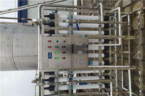 讲解一下纯净水设备内部配件的主要作用都有什么?