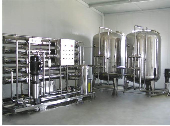 工厂小型纯净水设备