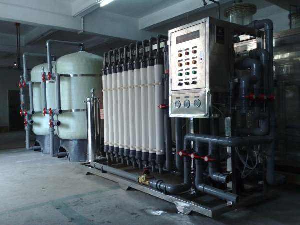 纯净水处理设备