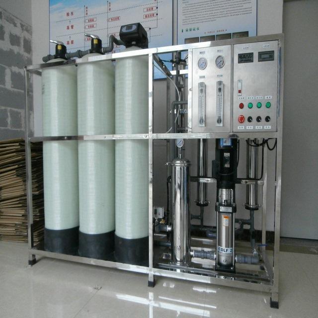 纯净水设备的安装以及注意事项