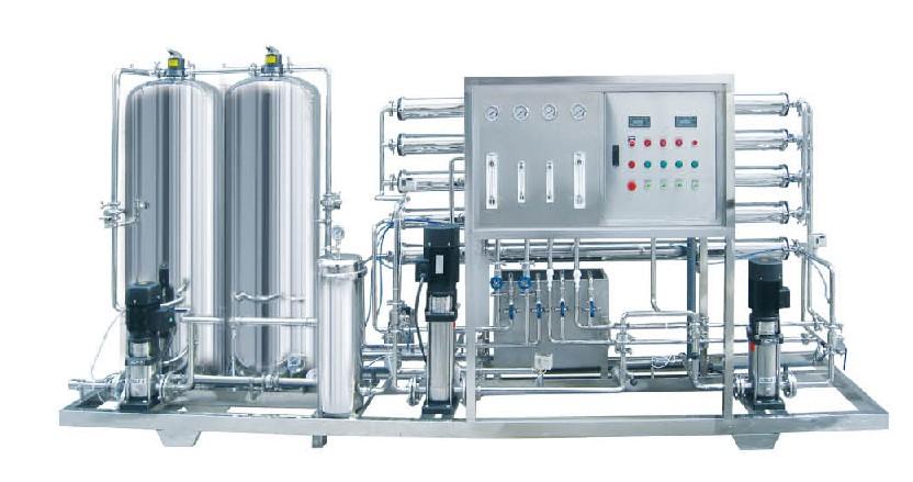 纯净水设备的生产流程和注意事项