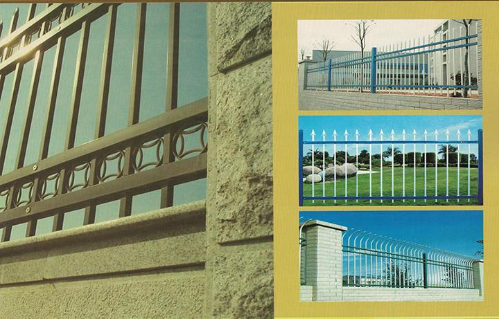 围墙栅栏系列
