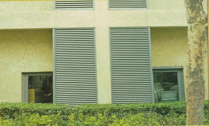 百叶窗系列