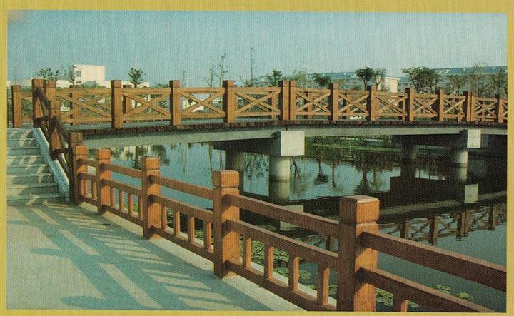 河道护栏系列
