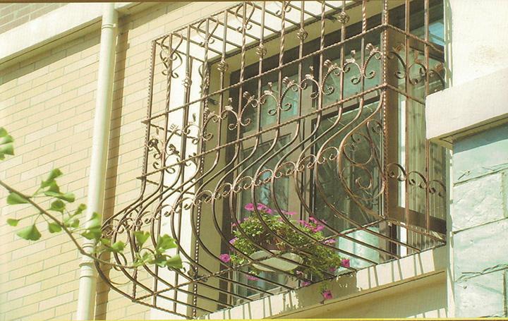 防盗窗系列案例
