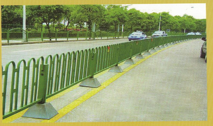 市政栏杆系列案例